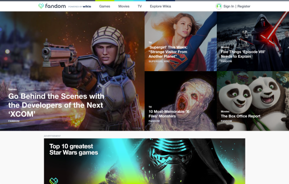 Wikia's Walker Jacobs On Why The Wiki Company Launched