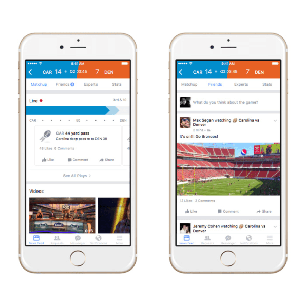Can Facebook Predict This Year's Super Bowl Audience?