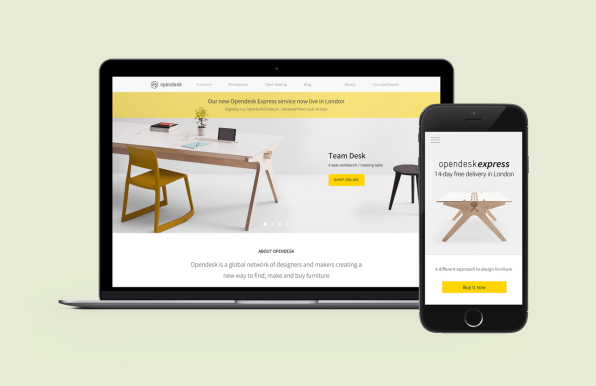 This Startup Is Betting On Local, Made-To-Order Furniture—Delivered In A Flash
