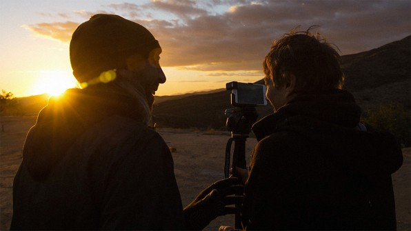 Director Sean Baker On Why He Shoots His Films On iPhones
