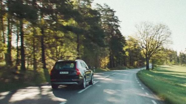 volvo launches  u201cvision 2020  u201d aiming for zero car