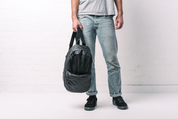 Herschel Is Making Bags Out Of A Nearly Indestructible Textile From World War II
