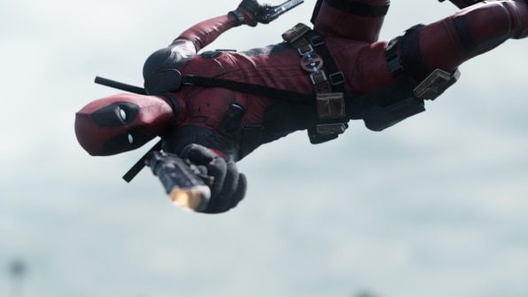 """Anatomy Of A Scene: How The """"Deadpool"""" VFX Team Made That Insane Openi"""