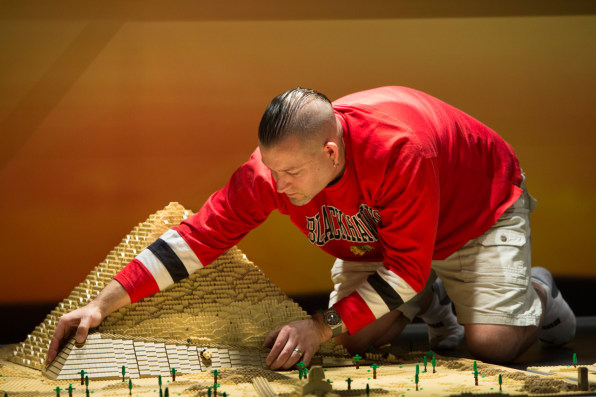 This Architect Builds Unthinkably Complex Structures—With Legos