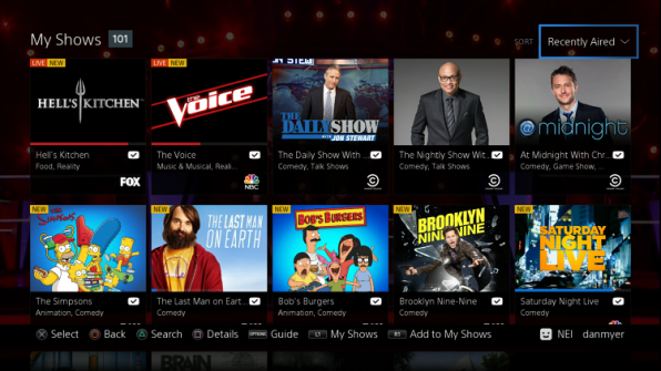 Sony's Streaming Cable TV Service Is Going National