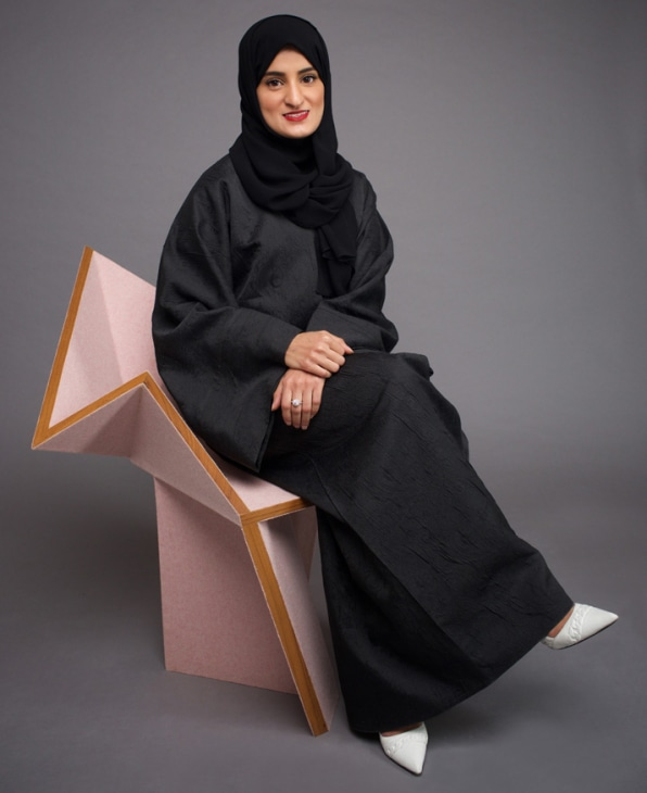 An Emirati Designer Reinvents An Icon Of Islamic Art