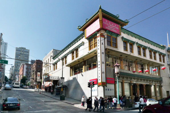 This Woman Is Fighting To Preserve San Francisco's Chinatown