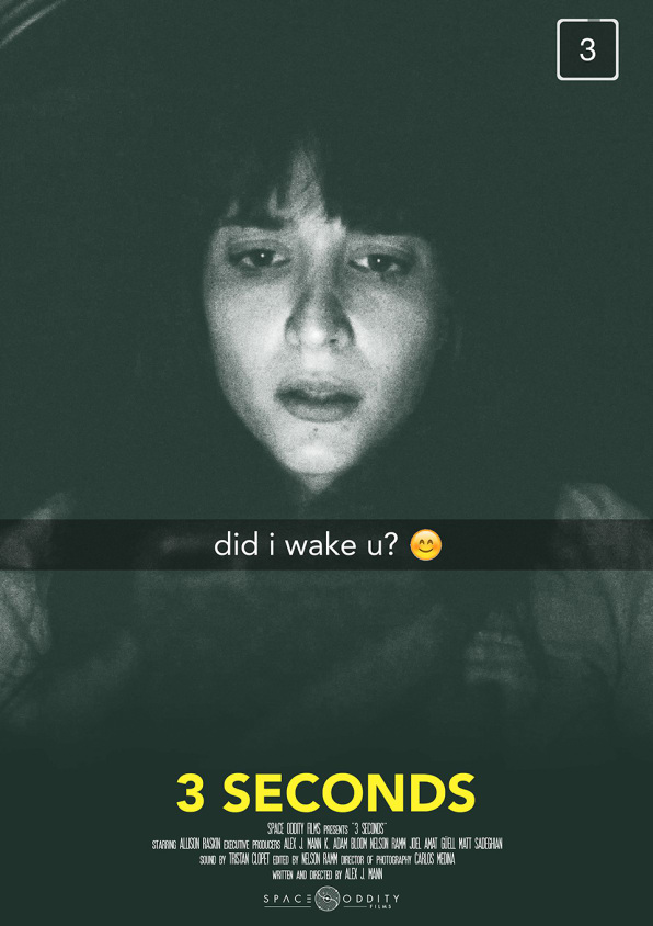 If This Creepy Horror Short Doesn't Scare You Off Snapchat