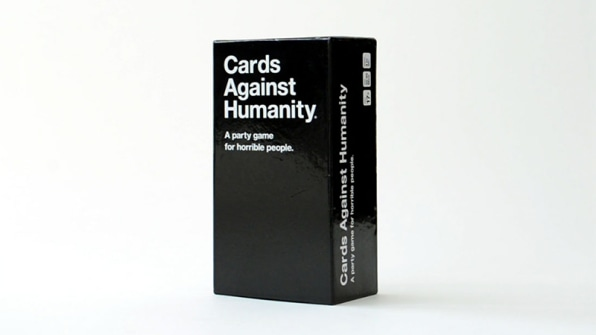 """Cards Against Humanity Designer: """"Graphic Design Doesn't Have A Critical Dialogue"""""""