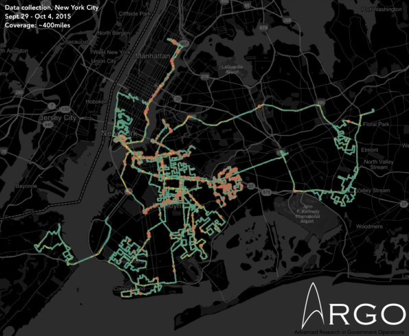 A New Cheap Way To Quickly Map Your City's Potholed Streets Cheap Map Sensors on