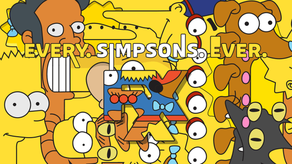 How Do You Redesign The Simpsons?