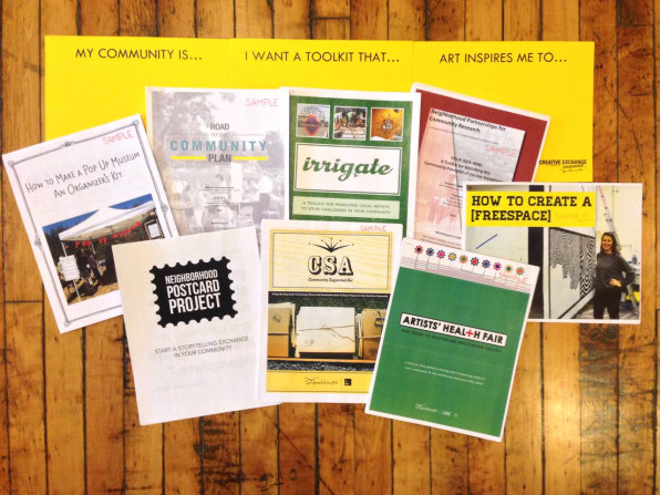 These Toolkits For Artists Teach How To Build Community