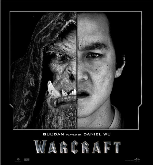 warcraft movie cast characters