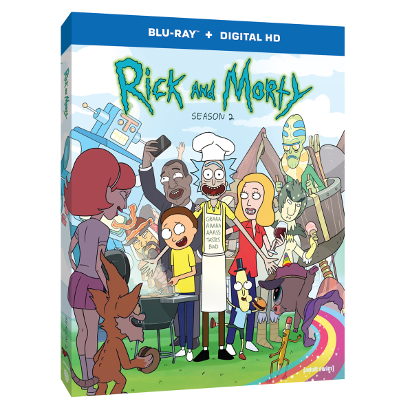 dan harmon and justin roiland on sci fi world building rick and mort