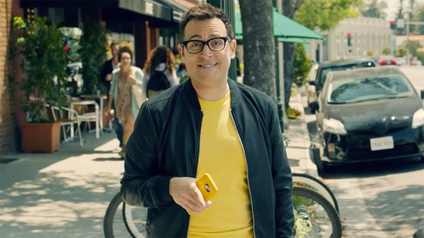 """How Sprint Got Verizon's """"Can You Hear Me Now"""" Guy To Change Teams"""