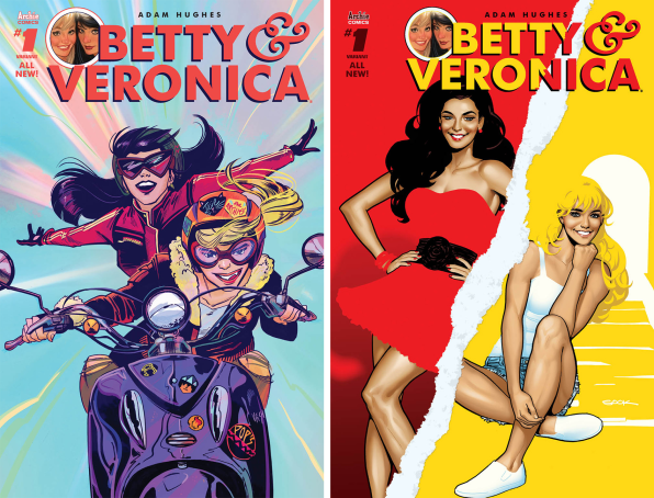 See How 25 Different Artists Interpret Archie Comics' New