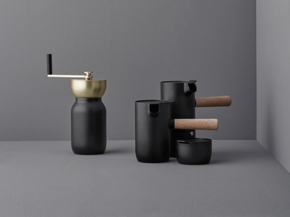 Collar Is The Love Child Of Scandinavian Design And Italian Coffee Culture