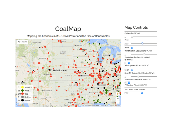 Mapping The Potential Demise Of Coal Shows How Badly We Need