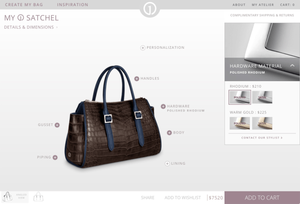 307355aa5299 The Luxury Bag Brand That s Reinventing Made-To-Order