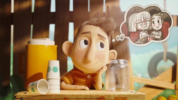 Chipotle's New Animated Short Film Taps A Pixar Vet For Some Sweet Branded Content