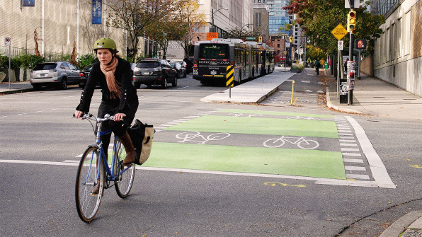 Building Bike Lanes Really Does Get More People Out Of Their Cars