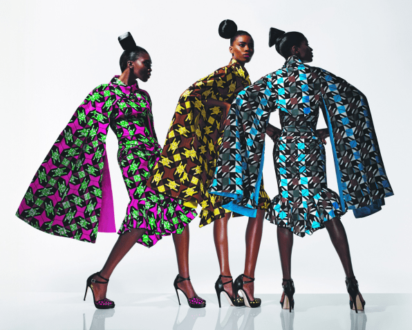 The Wildly Inventive Textiles Of Africa's Print Powerhouse