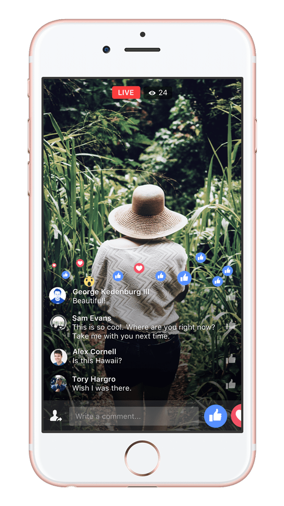 Facebook Live Is About To Feel More Like TV