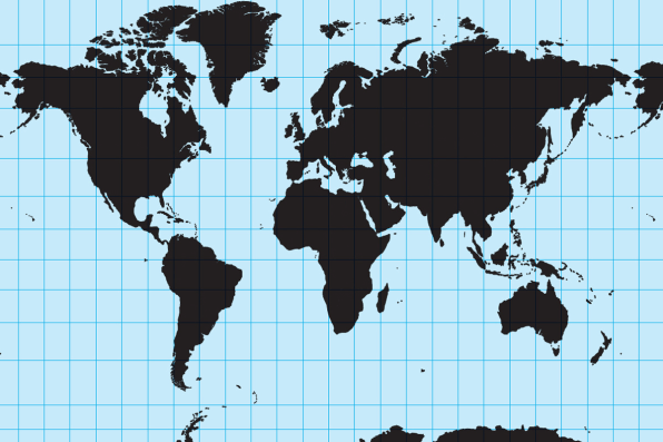 All world maps lie so which one should we use mercator projection gerardus mercator 1569 ruben pater gumiabroncs Images