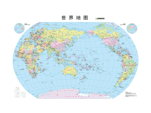 All World Maps Lie. So Which One Should We Use?