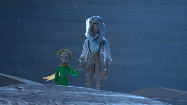 Director Mark Osborne Explains Why His Version Of The Little Prince