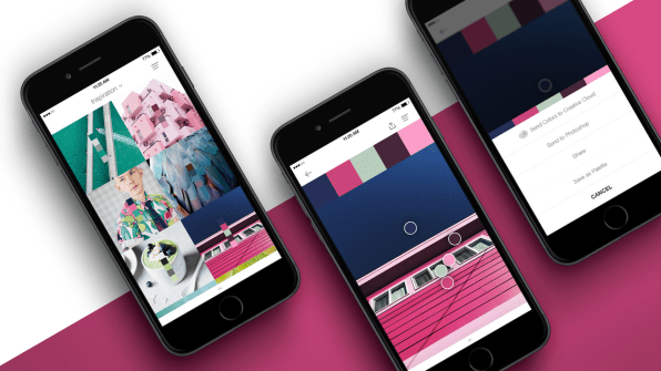 Pantone's Addictive New App Turns The World Into A Prismatic Palette