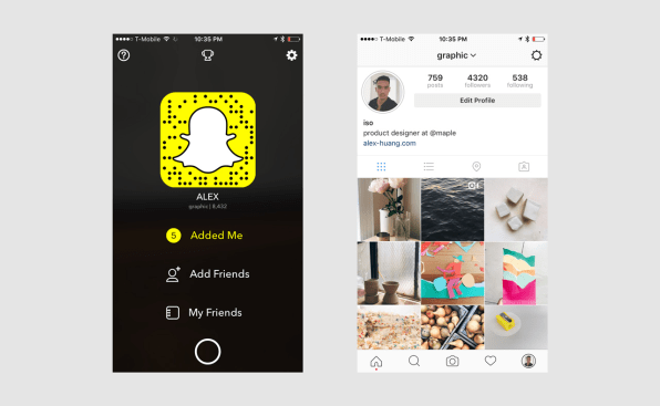 Instagram Stories Is Better Designed Than Snapchat Even If It Looks
