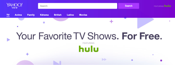 To Keep Watching Hulu For Free, You'll Now Need To Use… Yahoo?