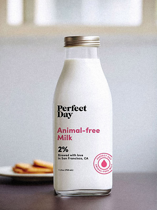 These Vegan Dairy Products Are Made From Milk–There Just