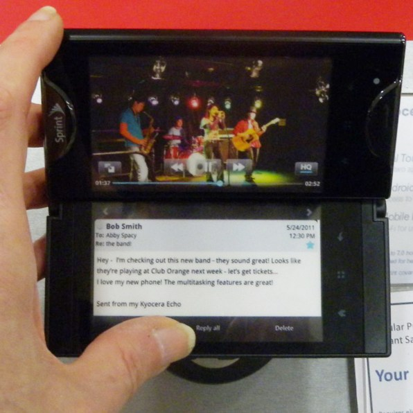 Whatever Happened To Dual-Screen Smartphones?