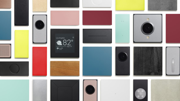 Google Kills Project Ara, Its Plan To Build Phones Like Lego