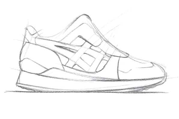 A Sketch For The Foot Locker Competition