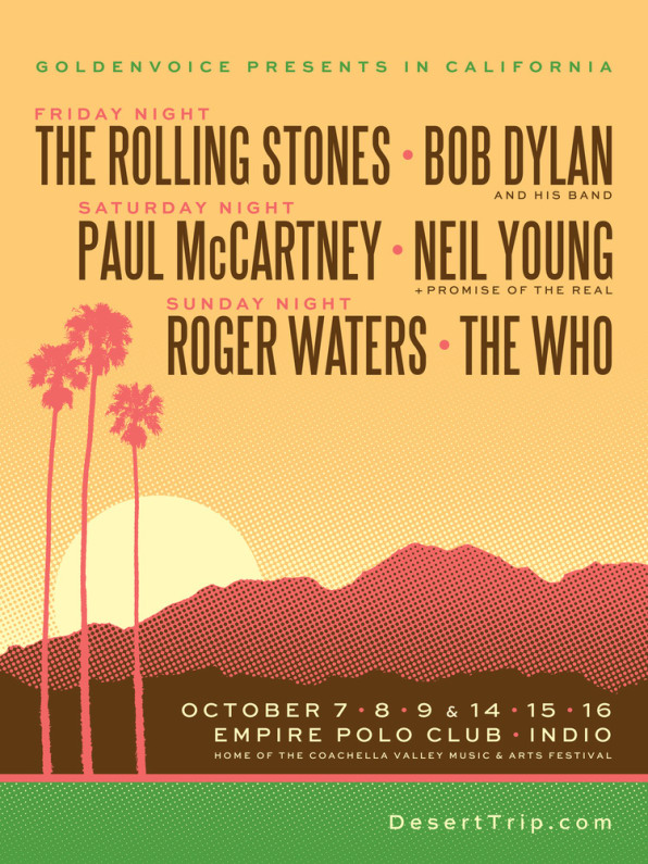 """Old People Coachella"""" Aims To Be The Best-Tasting Rock"""