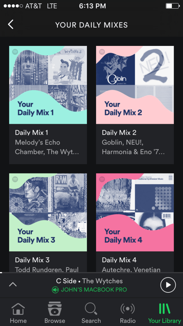 """Spotify Just Made The """"Shuffle"""" Button A Thousand Times Smarter"""