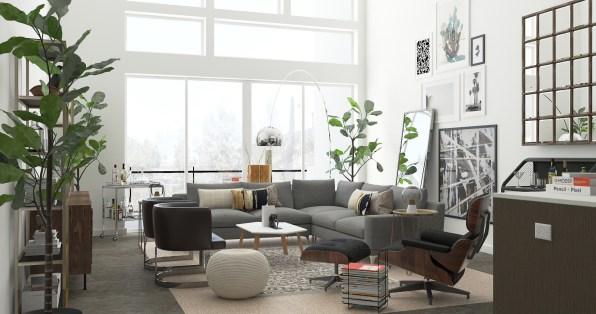 Furniture Schedule Interior Design ~ How midcentury modern became the pumpkin spice latte of interior desig
