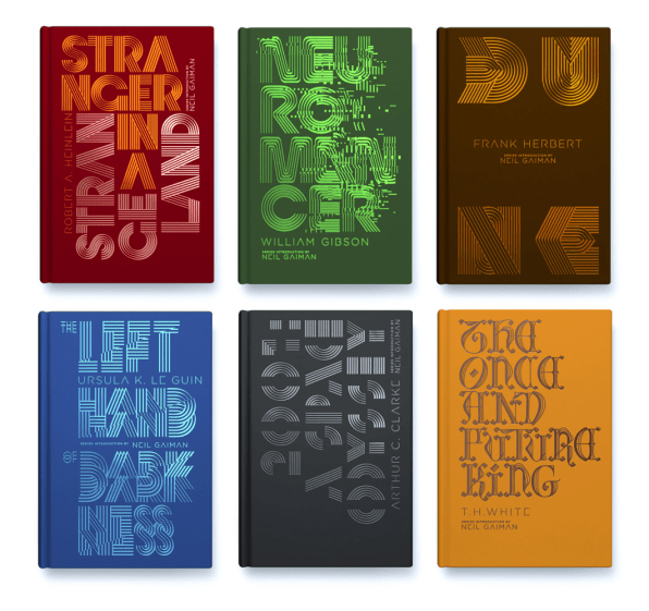 Penguin Reinvents Classic Sci-Fi Book Covers With Clever