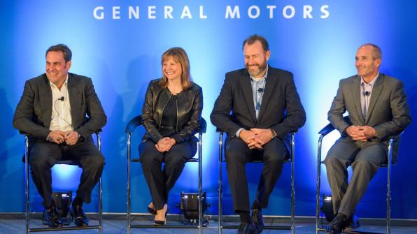 Working At General Motors