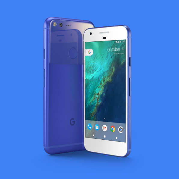 Google's Pixel Phone Was Designed To Steal Apple Users  It