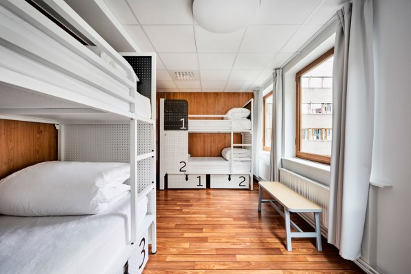 Designer Hostels Are Coming To A City Near You