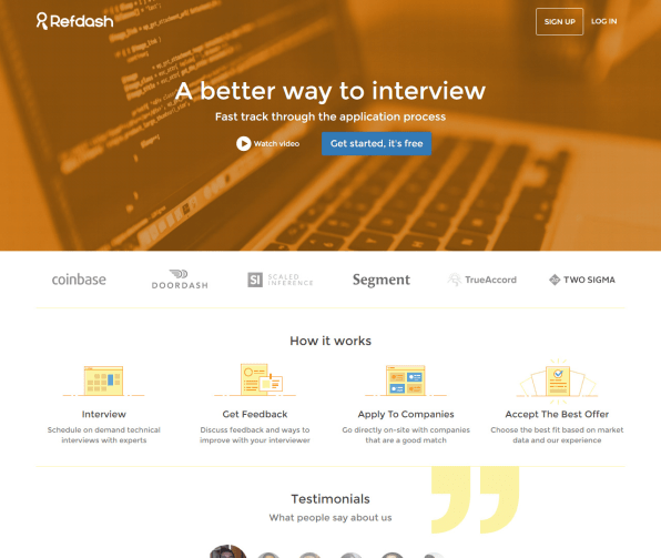 This New Platform Aims To Speed Up The Interview Process For