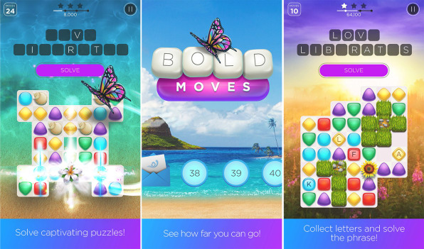 ApkMod1.Com Bold Moves v1.4.3 + МOD (The river network slows down & More) download free Android Game Puzzle