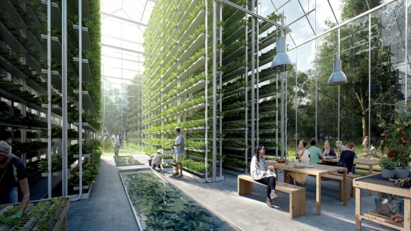 The Future Of Neighborhoods: Five Projects That Show How We'll Live