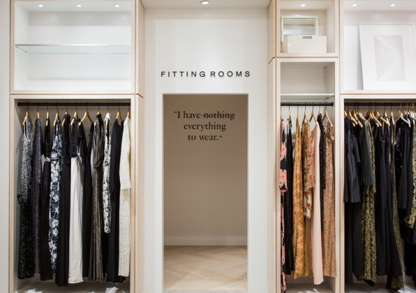 Rent The Runway Mines User Data To Design Sleek New Flagship