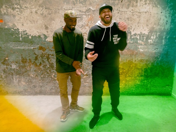 The Brand Is Strong: Desus And Mero On Talking Their Way To A TV Takeo