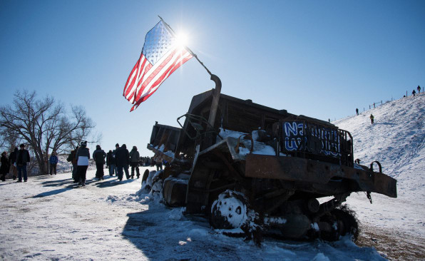 While Eyes Were On Standing Rock, The Dakota Pipeline Was Being Drilled Under Another Water Source